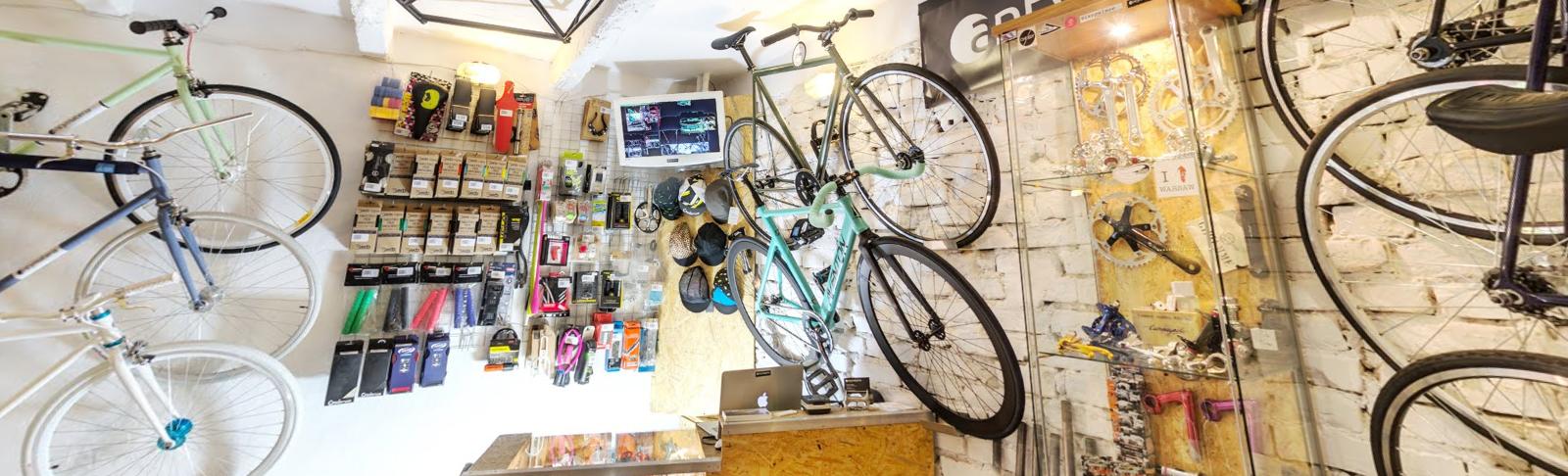 Trendy, rowery miejskie
