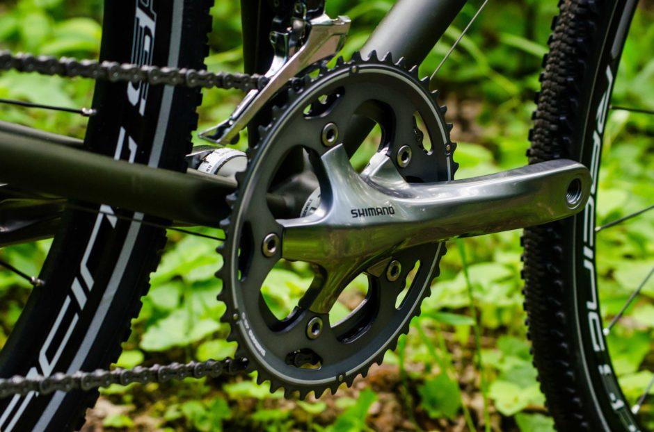 shimano rower przełajowy