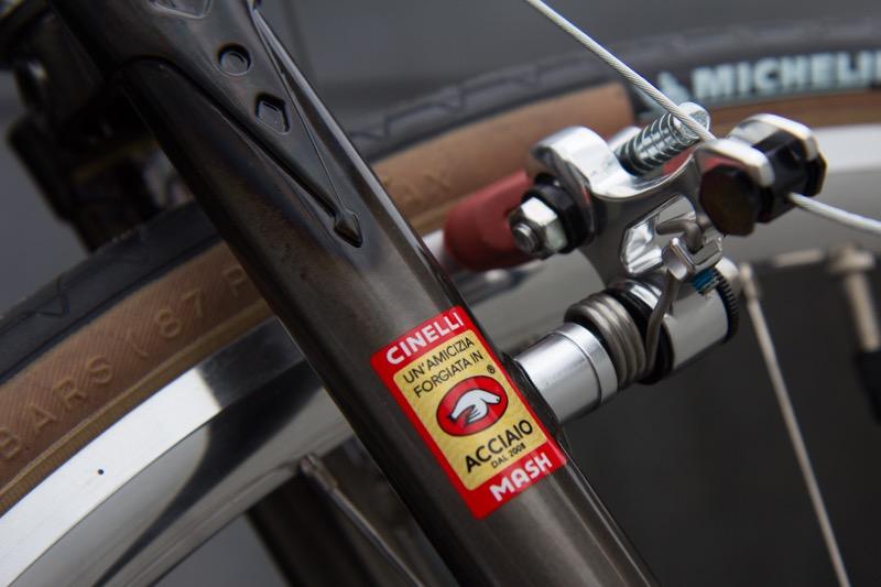Rower Antymateria Rama Cinelli