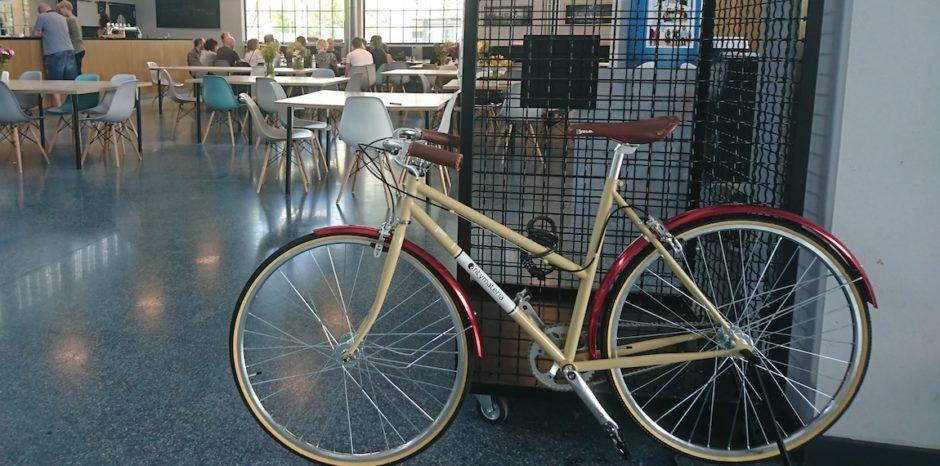 rower w teatrze nowym