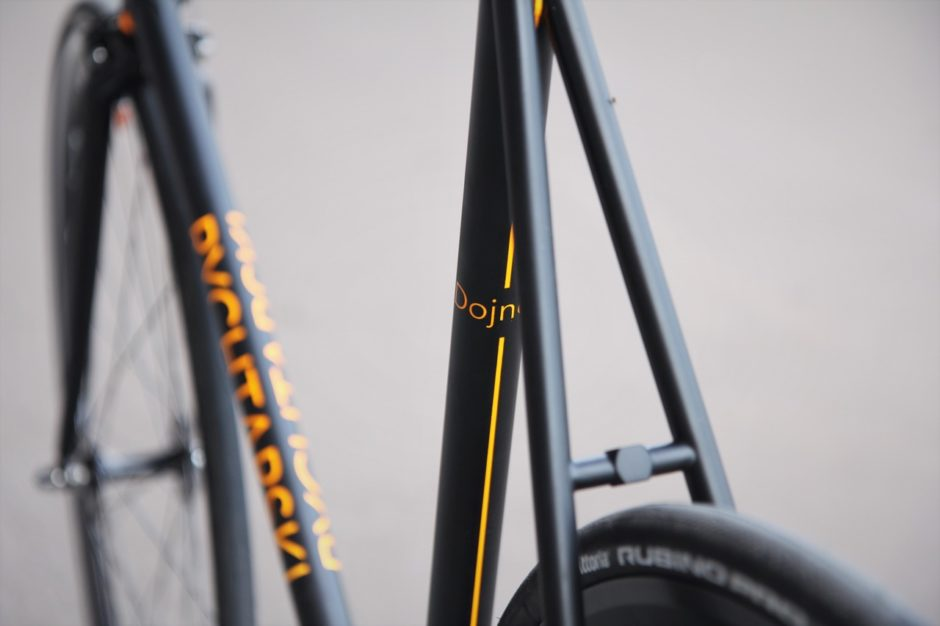 Rower Antymateria pasek Carbon Drive
