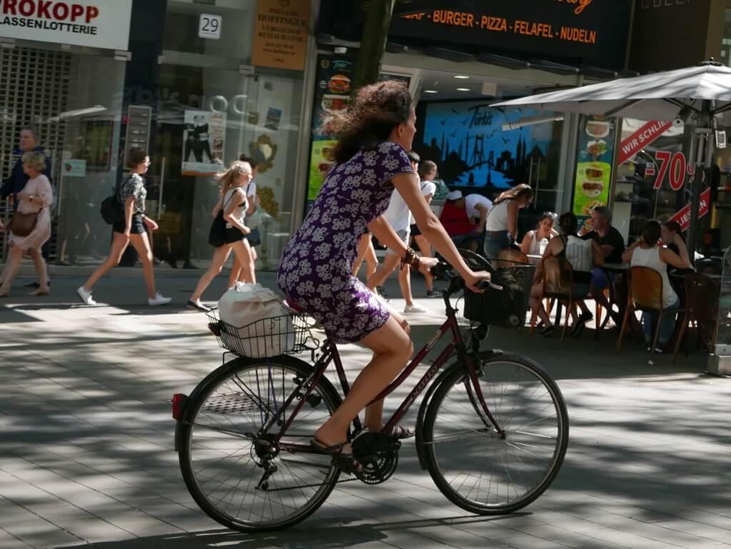 Rowerem po mieście - Wiedeń