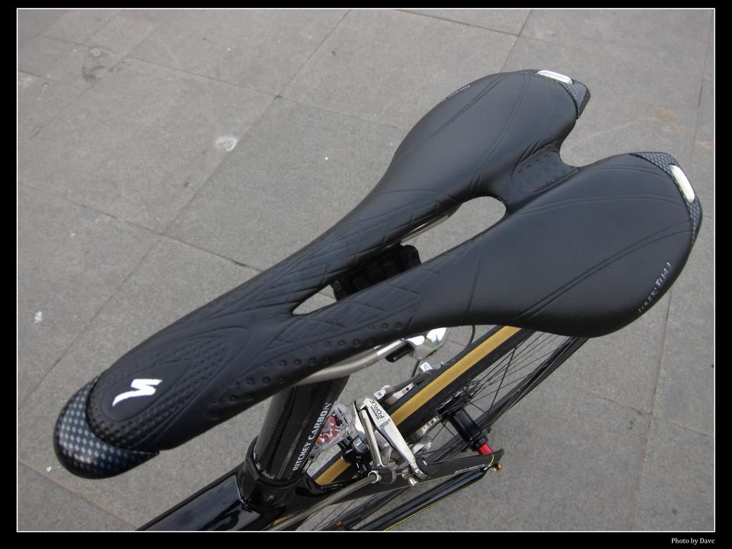 Siodelko rowerowe
