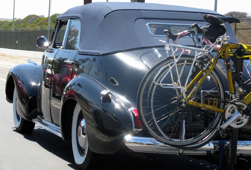 bagażnik na rower
