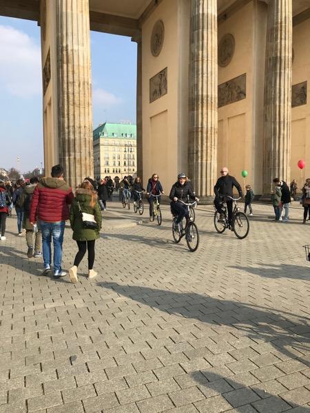 Berlin narowerze, Brama Barndenburska
