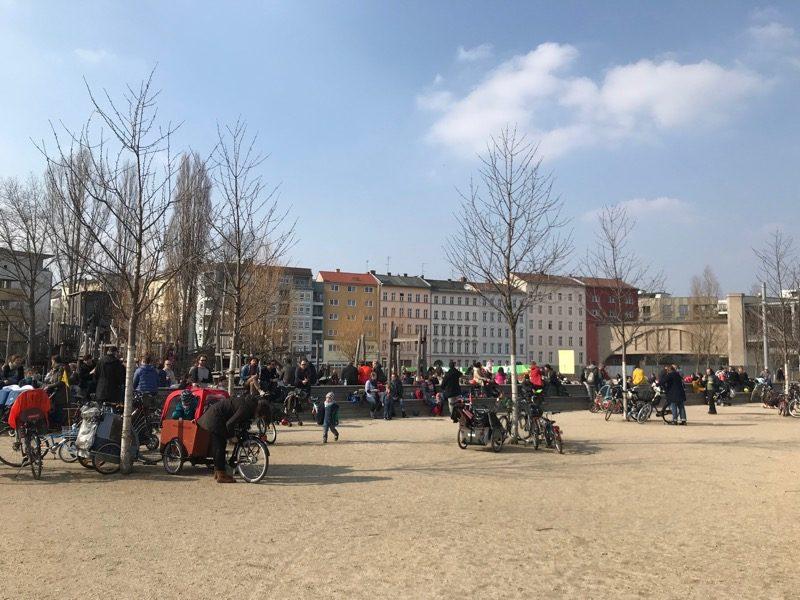 Berlin narowerze park