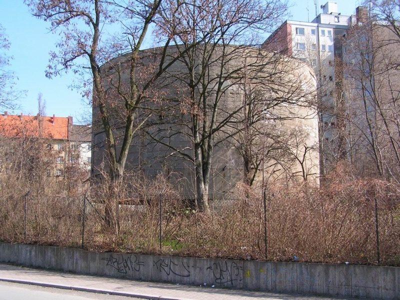 Berlin narowerze Belastungkoerper