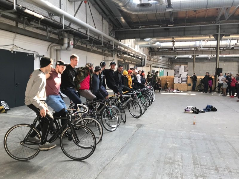 Targi rowerowe Berlin Berlinerfahrradschau