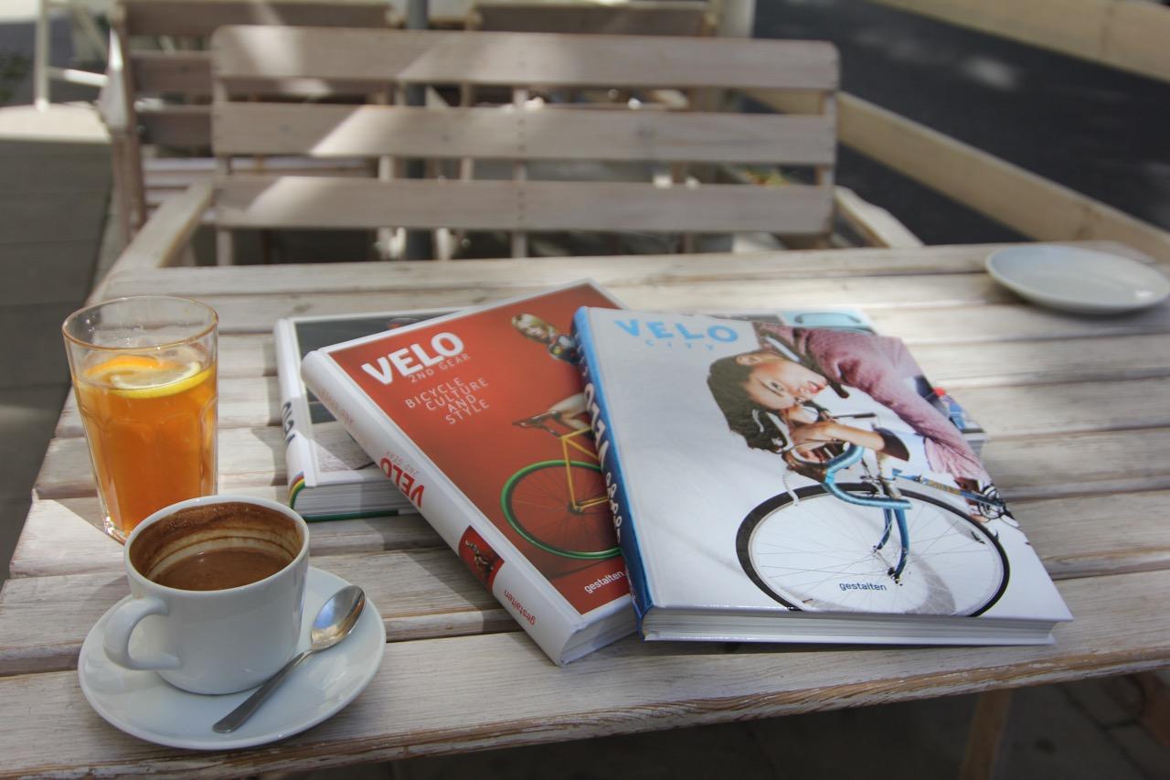 Velo książki rowerowe