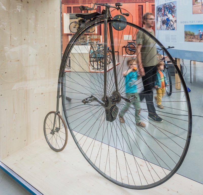 Welocyped Historia roweru