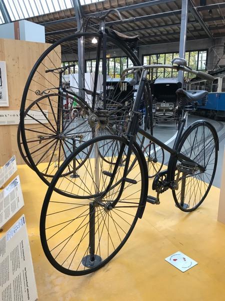 Historia roweru XIX wiek