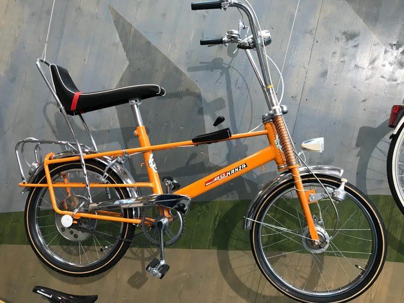 Historia roweru, rower