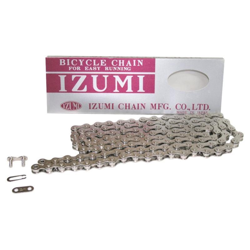 lancuch-izumi-standard-silver