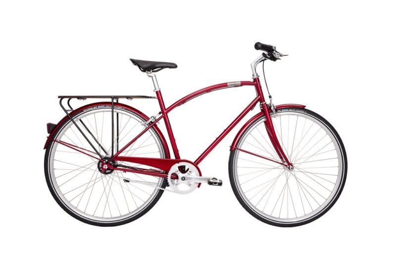 Rower Detroit Bikes