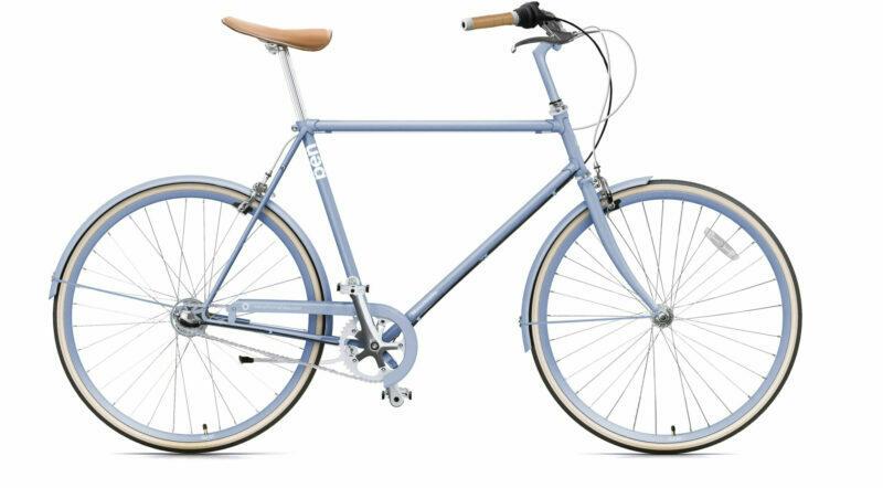 Rower domiasta Monochrome bikes