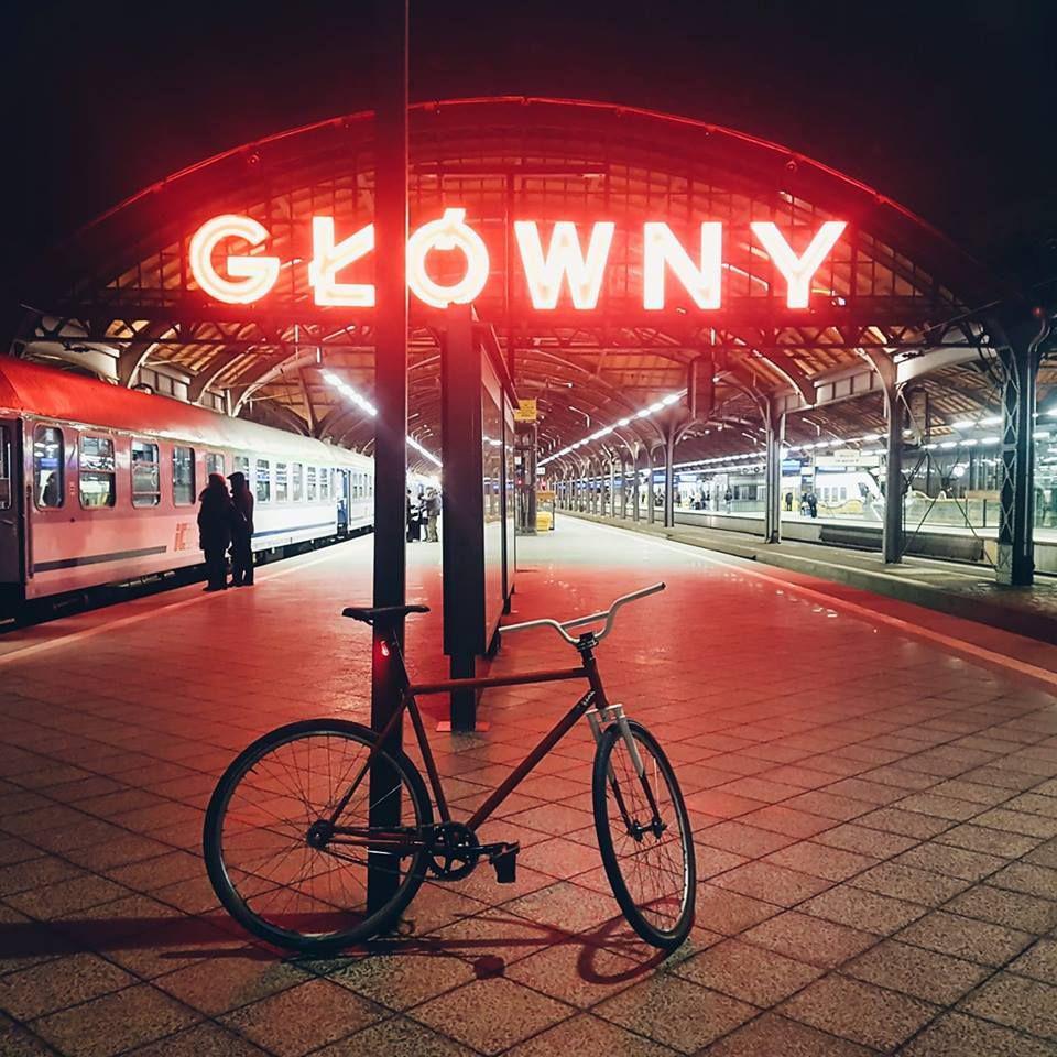 rower ineon wrocław główny