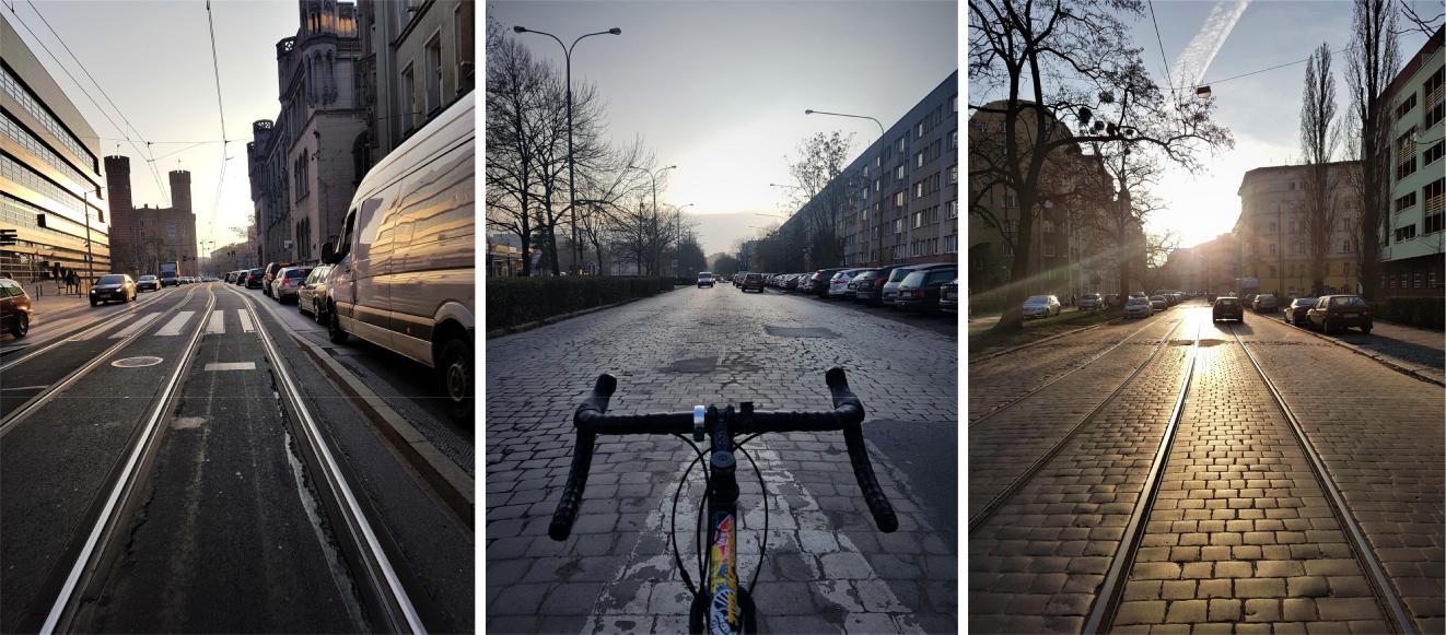 mozaika rowerowa