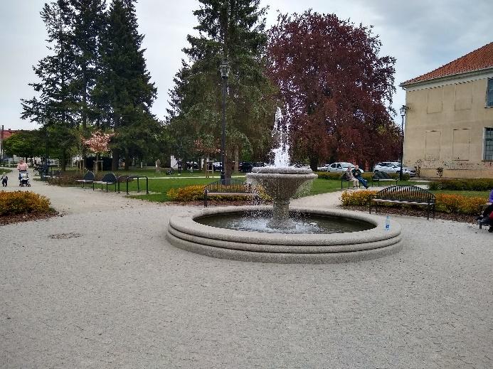 park fontanna
