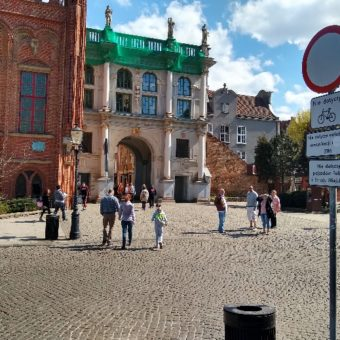 złota brama gdańsk