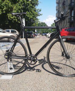 rower na pasek