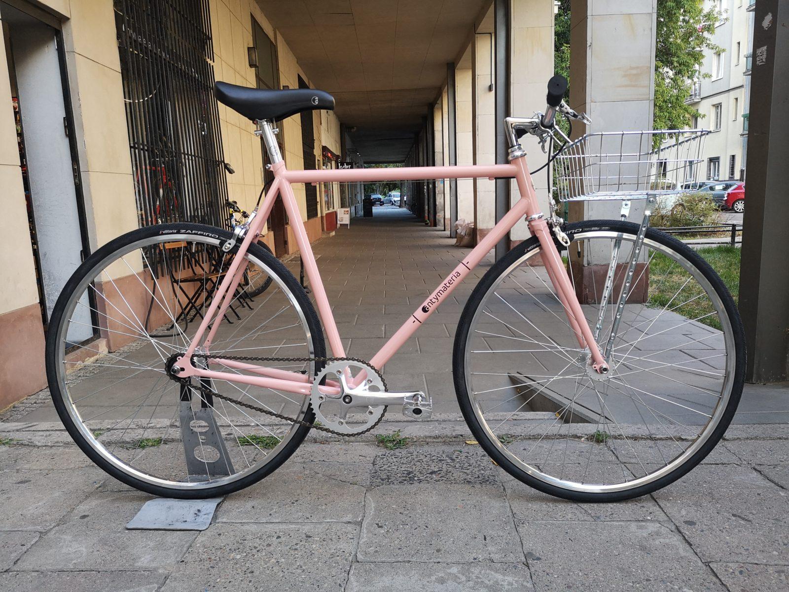 Rower Antymateria to świetny pomysł na odchudzanie
