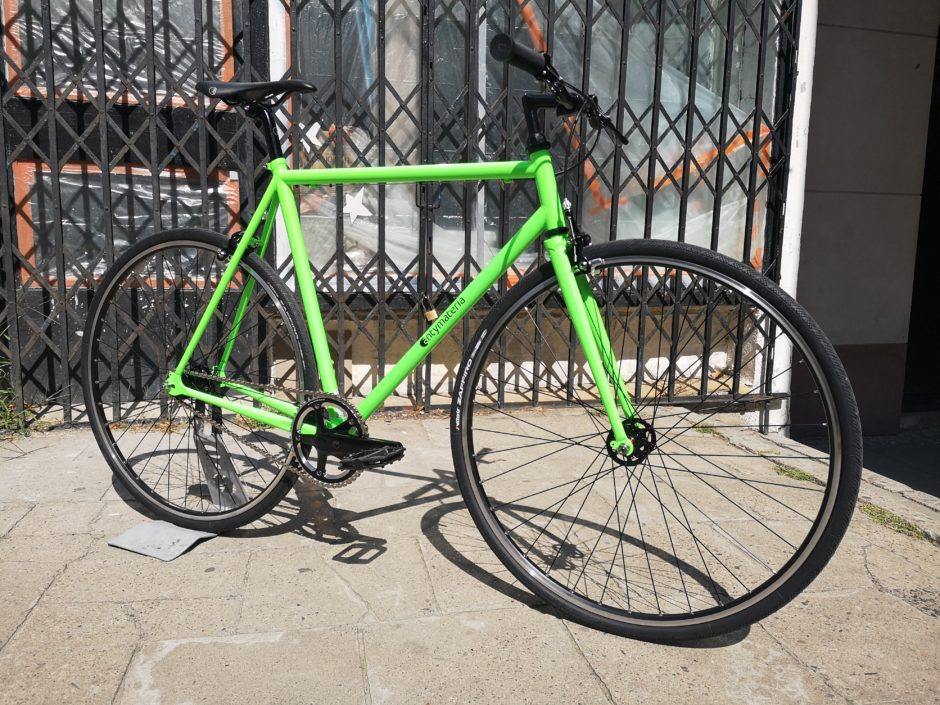 Rower fluo