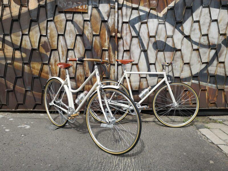 Rowery miejskie Antymateria