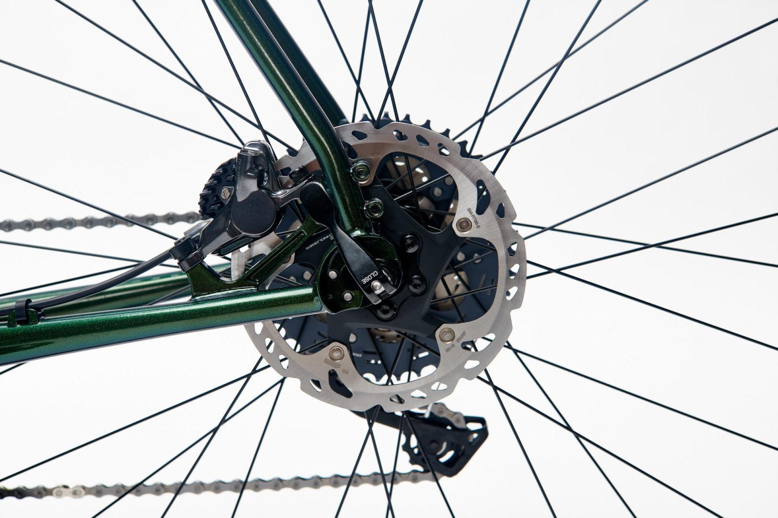 Hamulce hydrauliczne w rowerze Shimano SM-RT86