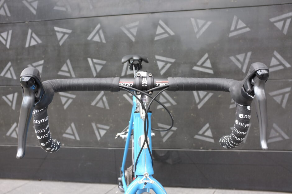 Przód roweru