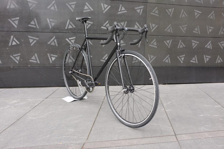Lekki rower