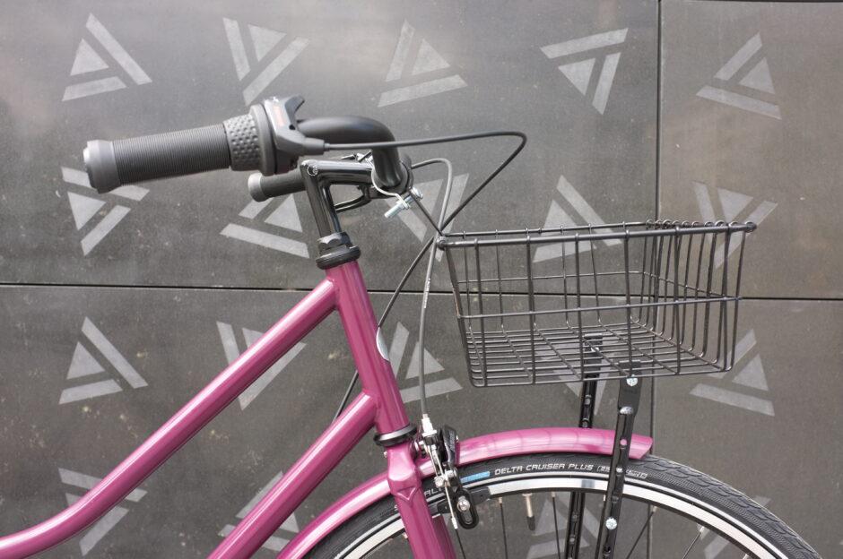 Koszyk rowerowy Wald