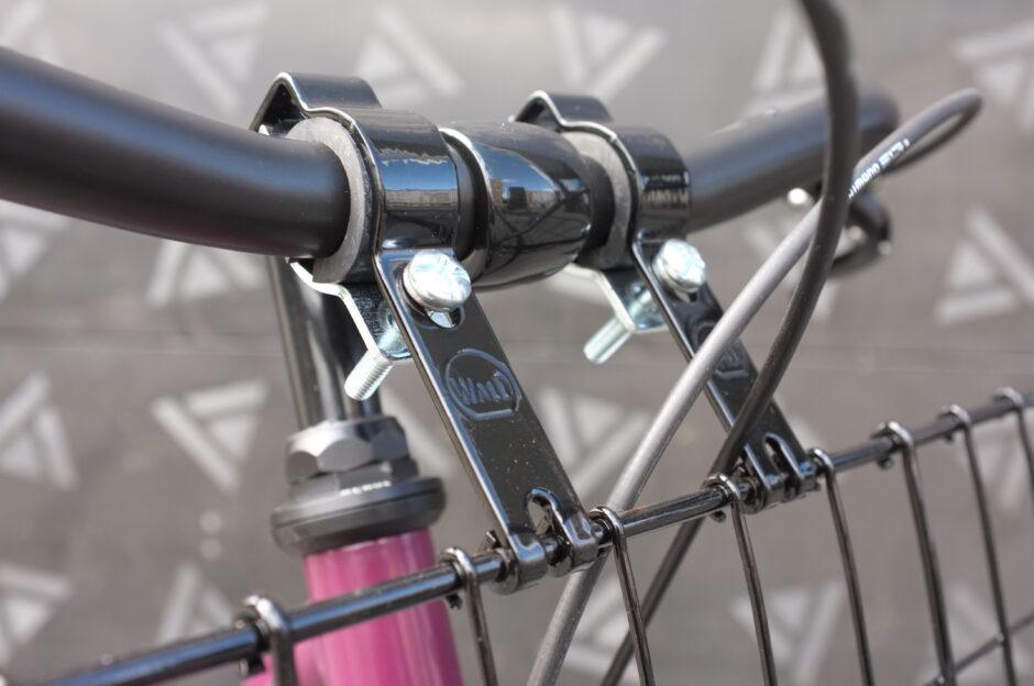 Kosz rowerowy wald