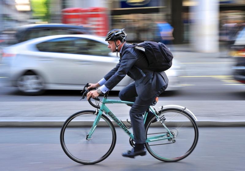 Rower wpracy, czymoże być kosztem?