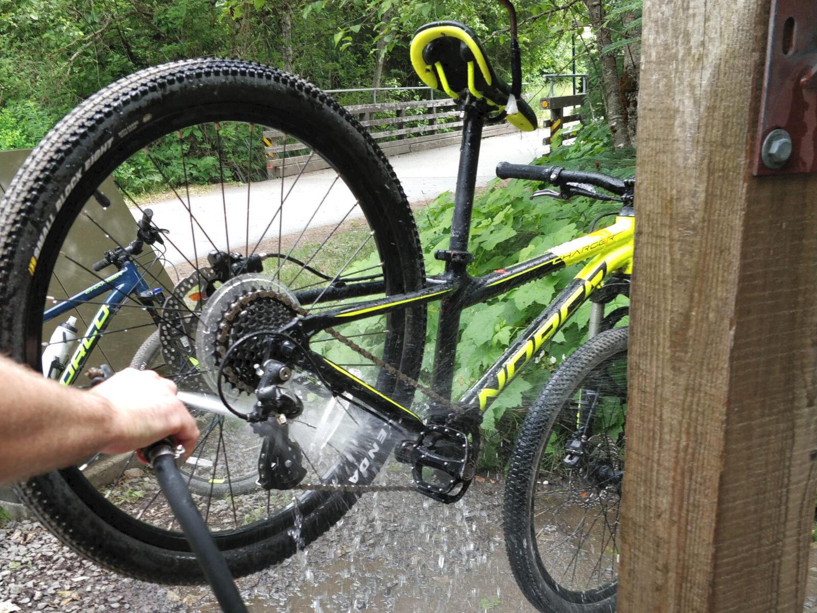 Jak myć rower