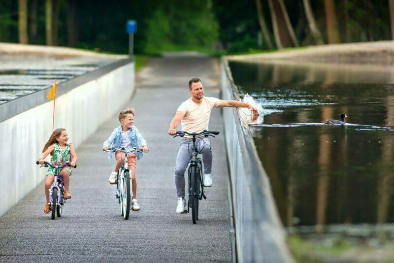 Most rowerowy wLimbourg, Belgia