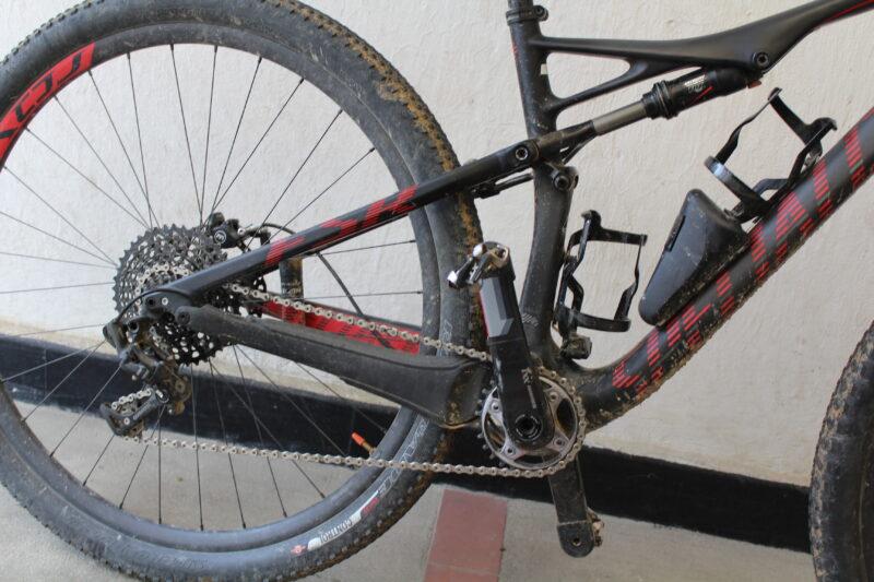 Zawieszenie rowerowe