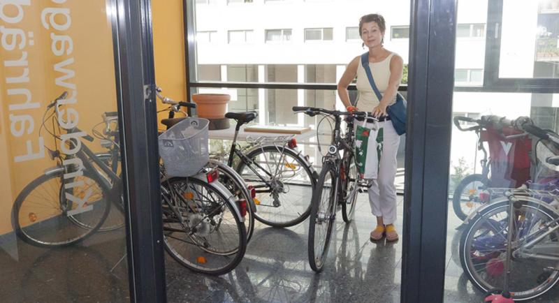 Bike City Wiedeń