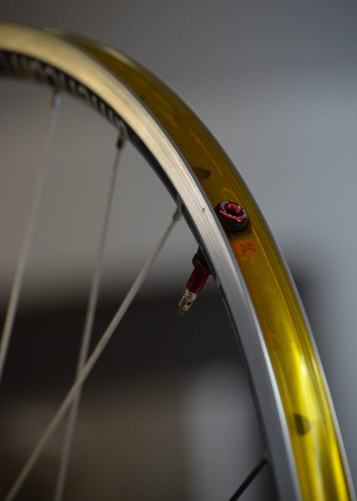 Opony bezdętkowe w rowerze