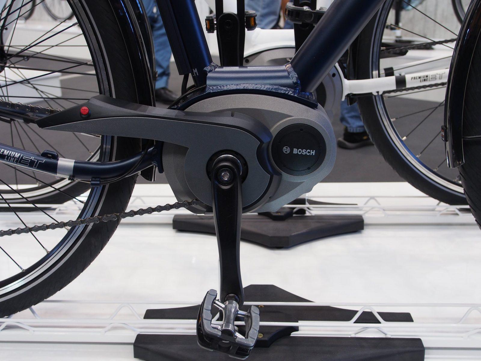 Miejski rower elektyczny