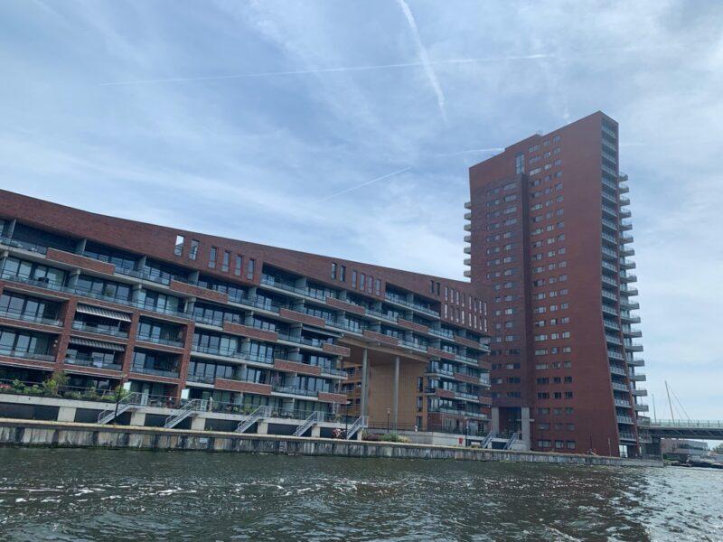 Architektura Amsterdamu