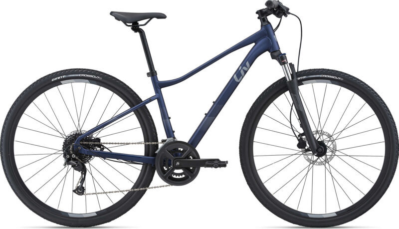 Damski rower crossowy Liv