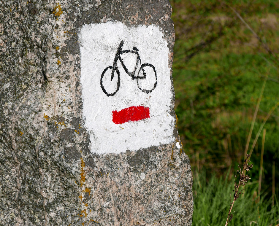 Olsztyn na rowerze, trasy rowerowe w okolicy