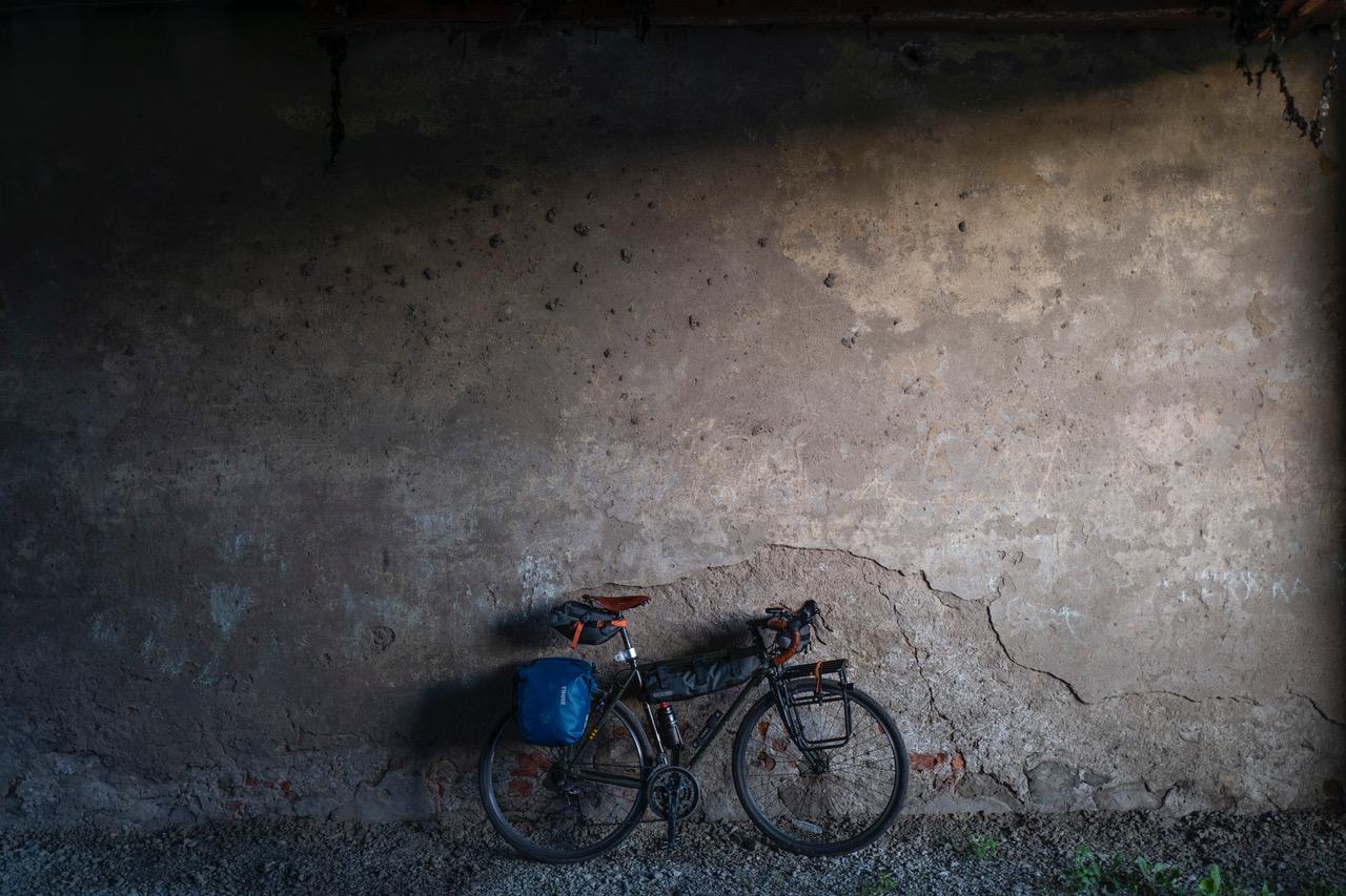 ściana, zdjęcie Filipa Springera