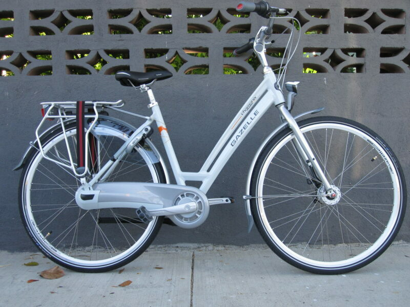 Nowoczesny rower holenderski