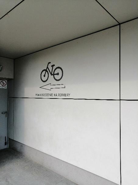 elbląg parking rowerowy